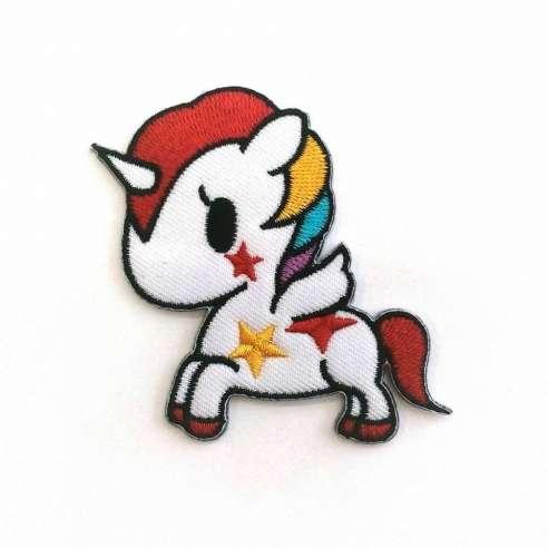 Parche Unicornio Stellina Tokidoki