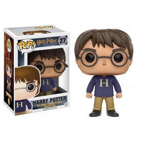 Figura Funko Pop Harry Potter en Sweater