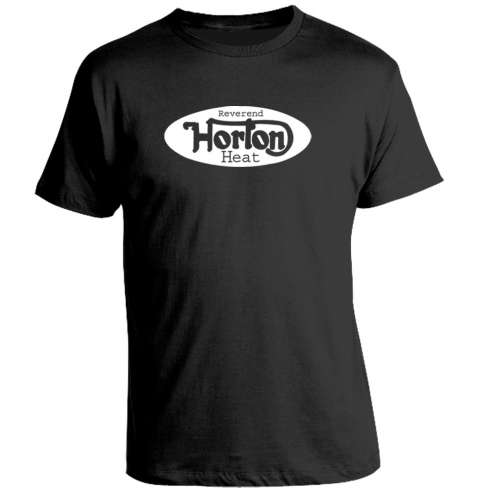Camiseta The Reverend Horton Band
