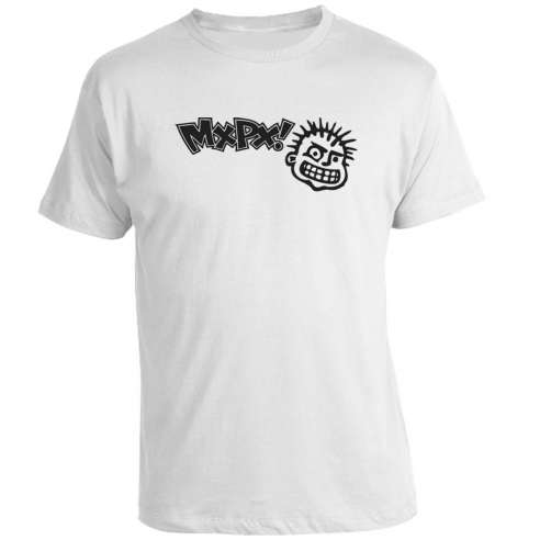 Camiseta MXPX - Small Head Logo