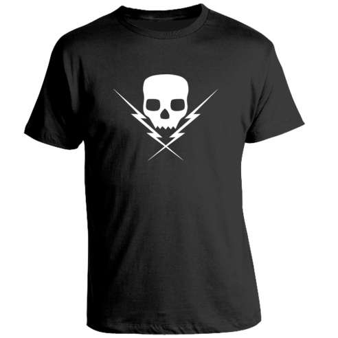Camiseta Death By Stereo Skull