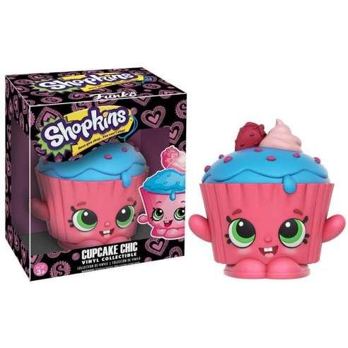 Figura Funko Shopkins Cupcake Chic