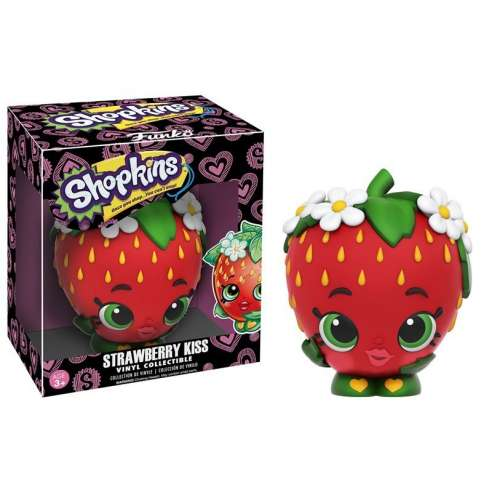 Figura Funko Shopkins Strawberry Kiss