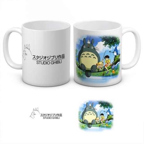 Taza Ghibli Totoro A