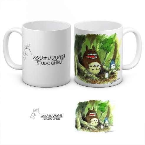 Taza Ghibli Totoro B