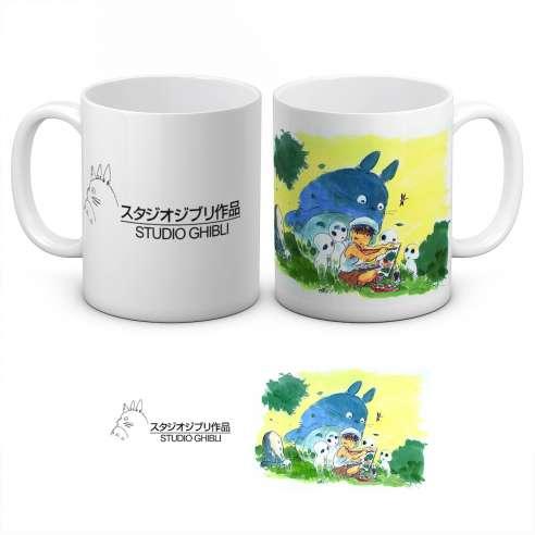 Taza Ghibli Totoro D