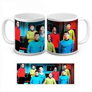 Taza Star Trek Original Series