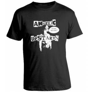 Camiseta Angelic Upstarts