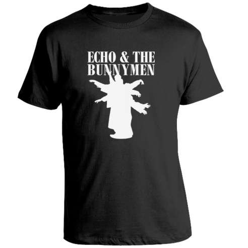 Camiseta Echo & the Bunnymen