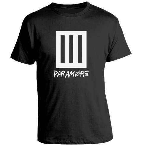 Camiseta Paramore