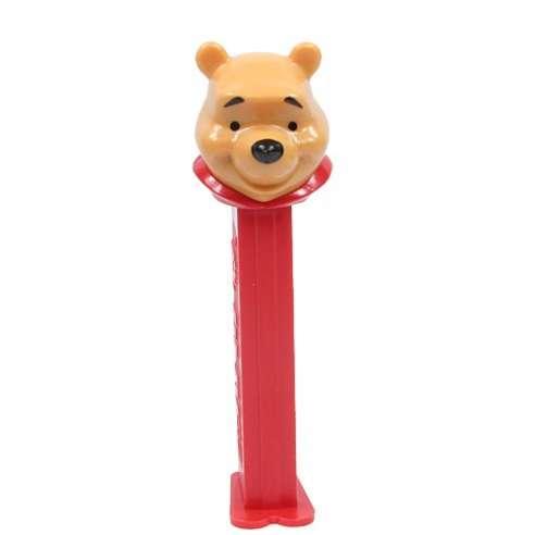 Winnie the Pooh Cejas Gruesas Dispensador Caramelos Pez