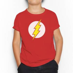Camiseta Flash infantil
