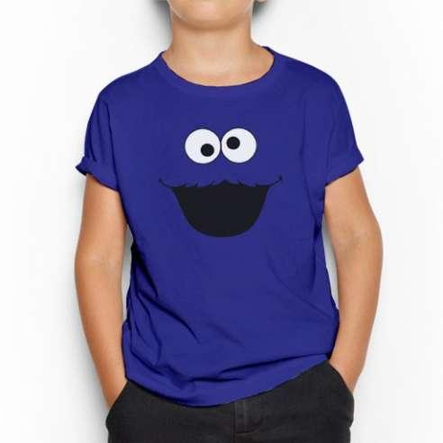 Camiseta Monstruo de las Galletas infantil