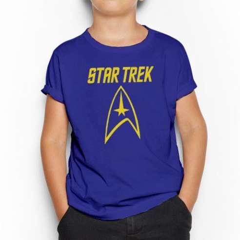 Camiseta Star Trek infantil