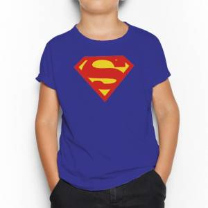 Camiseta Superman infantil
