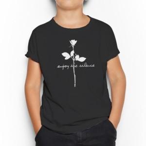 Camiseta Enjoy The Silence Infantil