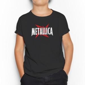Camiseta Metallica Infantil