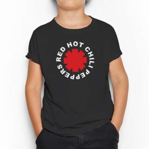 Camiseta Red Hot Chilli Peppers Infantil