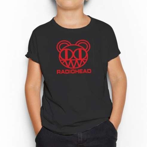 Camiseta Radiohead Infantil