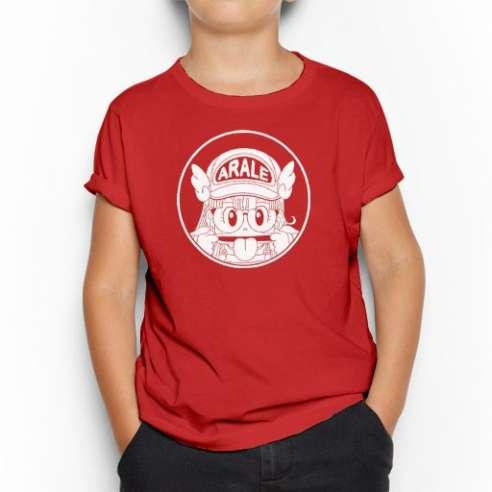 Camiseta Arale Brurlona Dr Slump Infantil