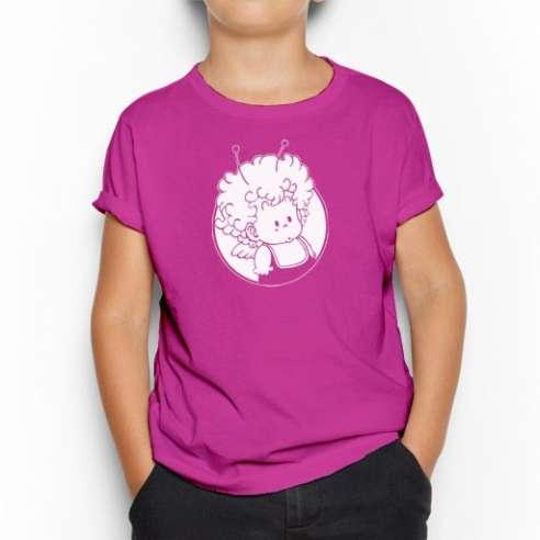 Camiseta Gatchan Arale Dr Slump Infantil