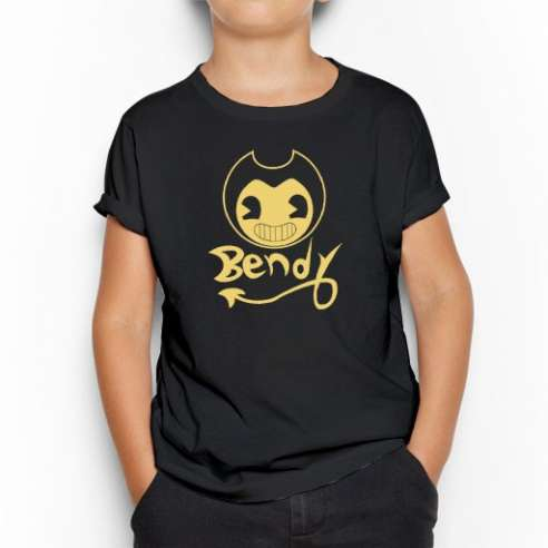 Camiseta Bendy and the Ink Machine Infantil