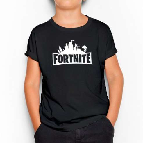 Camiseta Fortnite Battle Royale Infantil