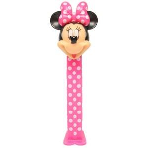 Minnie Mouse D White Dots Dispensador Caramelos Pez