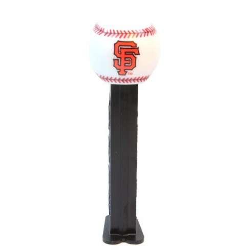 Dispensador Caramelos Pez Baseball San Francisco Giants