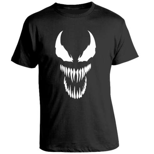 Camiseta Venom Face