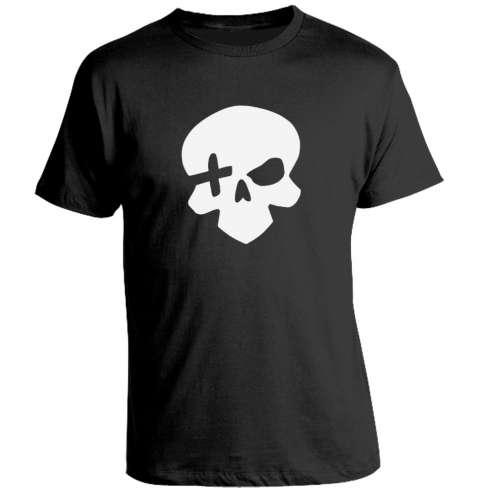 Camiseta Overwatch McCree Skull