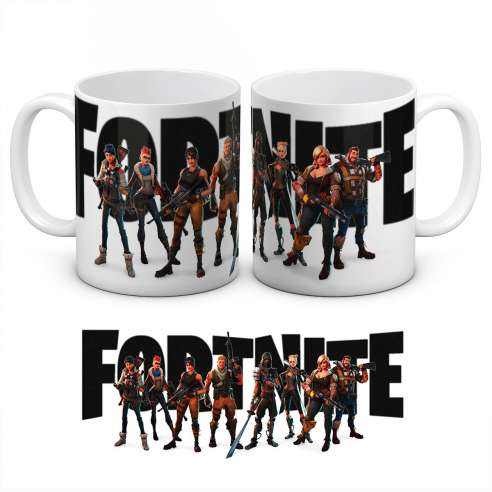 Taza Fortnite Team