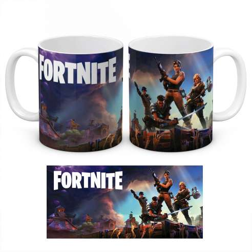 Taza Fortnite