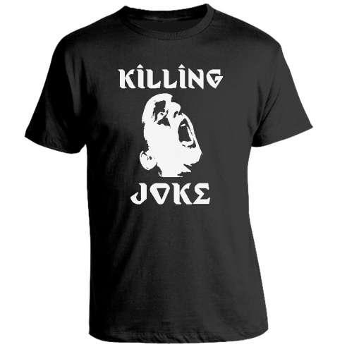 Killing Joke T-shirt Tee