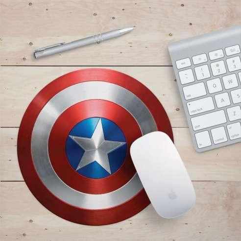Alfombrilla Ordenador Capitán America
