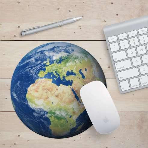 Alfombrilla Ordenador Planeta Tierra