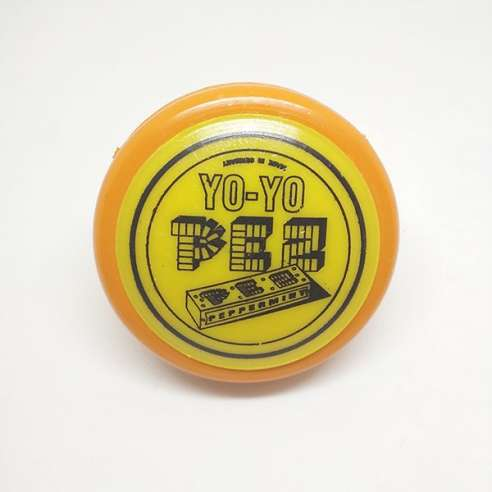 Yoyo Amarillo / Naranja Caramelos Pez