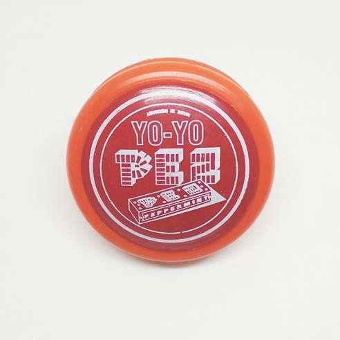 Yoyo Rojo / Naranja Caramelos Pez