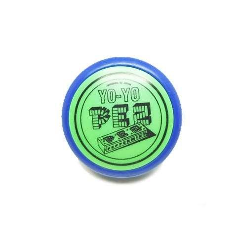 Yoyo Verde / Azul Caramelos Pez