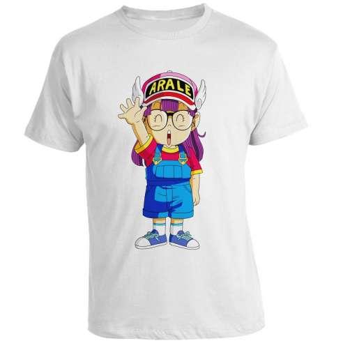 Camiseta Dr Slump Arale Hoyo