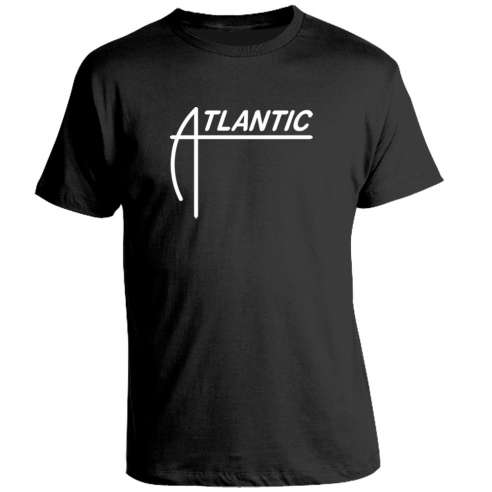Camiseta Atlantic Records