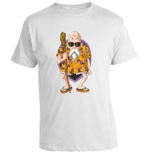 Camiseta Dragon Ball Mutenroshi