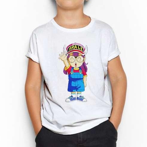 Camiseta Dr Slump Arale Hoyo Infantil