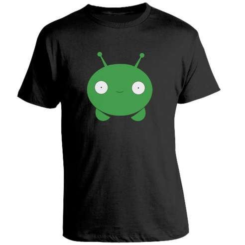 Camiseta Final Space Mooncake