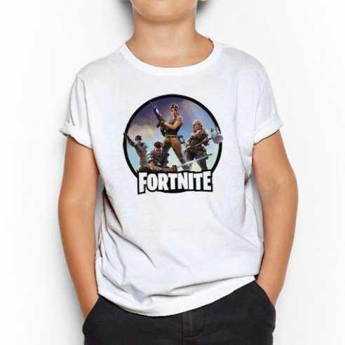 Comprar Camiseta Fortnite Game Battle Royale Infantil 2bace53addabe