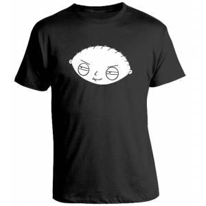 Camiseta Cara Stewie Padre de Familia