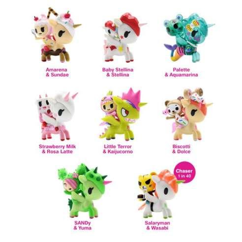 Unicorno & Friends Tokidoki