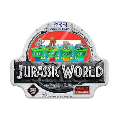 Caja Jurassic World Dispensadores Pez