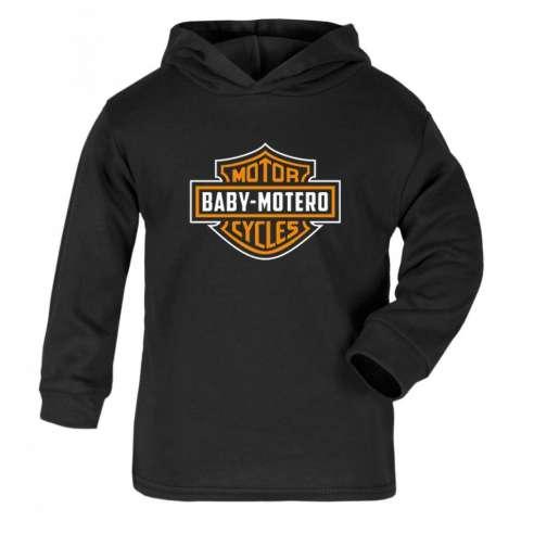 Sudadera Bebe Motor Baby Harley