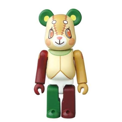 Bearbrick 100% Animal KumaKuma Series 35